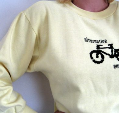 Alternative Energy Sweater