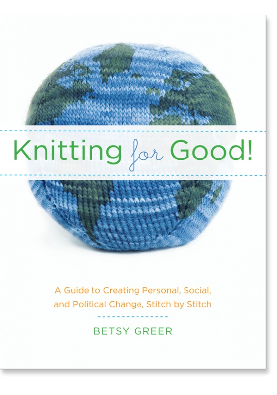 Knitting For Good cover