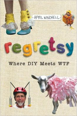 Regretsy book cover