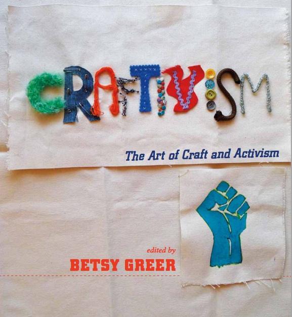 Craftivism cover